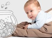 Sacos para bebés hechos mano, Baby Bites