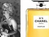 Marilyn Monroe vuelve cara perfume Chanel