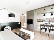 elegante apartamento líneas rectas