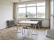 Dormir edificio Bauhaus!