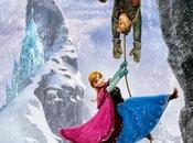 """Nuevos pósters vídeos """"Frozen: reino hielo"""" """"Lluvia albóndigas"""