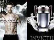 Invictus, nuevo perfume Paco Rabanne