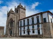 Paseo área antigua Oporto