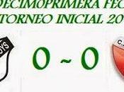 Boys:0 Colón:0 (Fecha 11°)