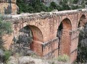 Senderismo Valencia, hacia acueducto romano Peña Cortada