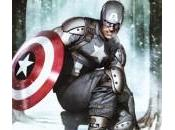 Primer vistazo Captain America: Living Legend