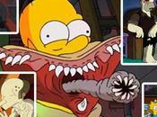 Treehouse Horror XXIV: guiños Guillermo Toro