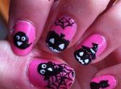 Halloween Nail 2013