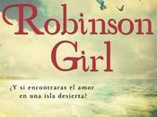 Premio Jaén Narrativa Juvenil: Robinson girl Rocio Carmona