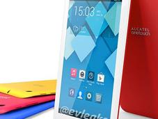filtran nuevo smartphone tablet Alcatel