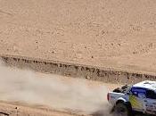 Cronología carrera atacama rally 2013