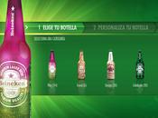 Personaliza caja Heineken para esta Navidad
