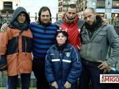 Manifiesto #YoNotrago cinco huelga hambre