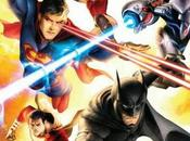 JUSTICE LEAGUE WAR: Trailer nueva Liga Justicia