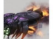 diseños Skrulls para juego cancelado Vengadores