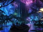 Sección Avatar Disney World