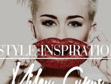 estilo Miley Cyrus