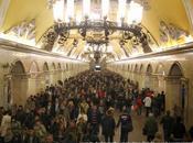 Moscu estaciones metro
