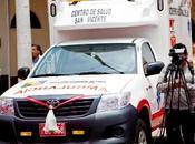 Centro medico vicente cañete cuenta moderna ambulancia…