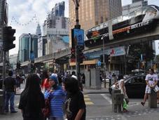 Kuala Lumpur autopistas