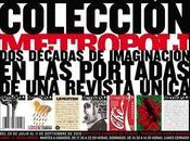"""""""Colección Metrópoli"""" exposición Istituto Europeo Design Madrid"""