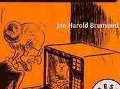 Fabuloso Libro Leyendas Urbanas, Harold Brunvand