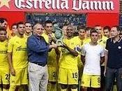 Villarreal C.F. adjudica Trofeo Cerámica.