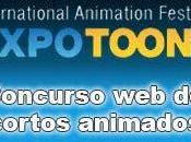 Concurso para Cortos Animados, Expotoons