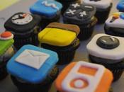 Tartas pasteles estilo 'Apple geek'