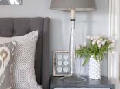 Paredes grises para calidez casas