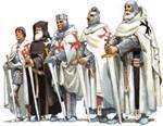 Irlandeses camino Jerusalén (1096)