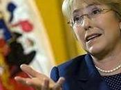Bachelet arriba encuestas.