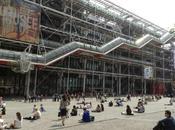 Primer día: Pompidou Quai Branly #6diasenParis