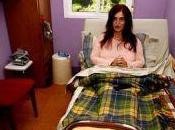 siento como cárcel» distrofia muscular escaleras piso mantienen encerrada María, tiene para adaptado Vigo