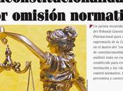 inconstitucionalidad omisión normativa Bolivia