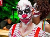 Maquillaje Killer Clown para Halloween