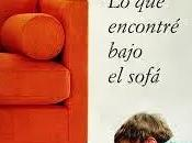 encontré bajo sofá Eloy Moreno