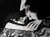 Black White Paintings Rebecca Adams
