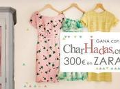 CharHadas.com: social para madres regala vale 300€ Zara