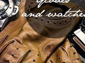 Gloves watches