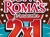 Disfruta doble restaurantes Tony Roma´s Enjoy double restaurants