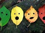 Cosas gustan: crafts hojas secas