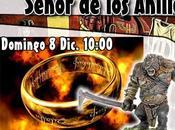 Torneo Señor Anillos talleres magistrales Hispana Wargames 2013