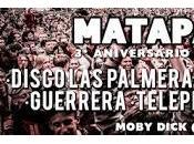 MataParty Madrid Disco Palmeras!, Unicornibot, Guerrera Telephones Rouges