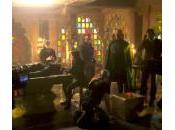 Gran cantidad imágenes rodaje X-Men: Días Futuro Pasado