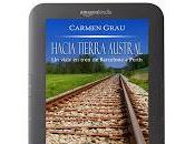 Hacia tierra austral: viaje tren Barcelona Perth, Carmen Grau