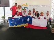 Atletas master magallanes participaron campeonato mundial brasil