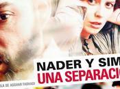 NADER SIMIN, SEPARACION (Asghar Farhadi, 2011)