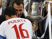 Sevilla enfrentará Racing Santander dieciseisavos Copa
