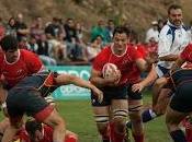 Chile cayó ante españa test match rugby internacional